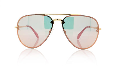 Céline Mirror Small CL41392/S J5G 0J Gold Sunglasses