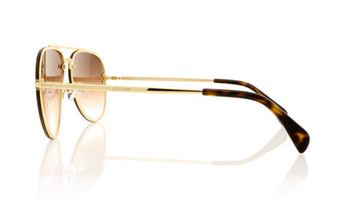 Céline Mirror Small CL41392/S J5G N5 Gold Sunglasses