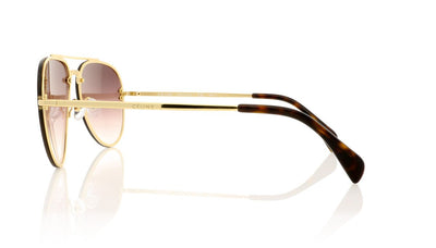 Céline Mirror Small CL41392/S J5G QH Gold Sunglasses