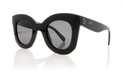Céline CL41393/S 807 Black Sunglasses