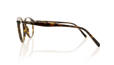 Céline Twig CL41406 086 Dark Havana Glasses at OCO