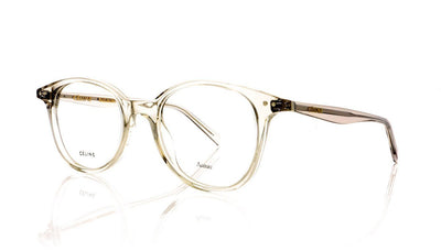 Céline Twig Square CL41407 RDN Transparent Grey Glasses