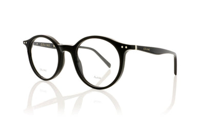 Céline Twig Round CL41408 807 Black Glasses