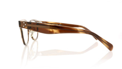 Céline CL41459 Z15 Brown Striped Glasses