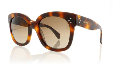Céline New Audrey CL41805/S 05L Havana Sunglasses