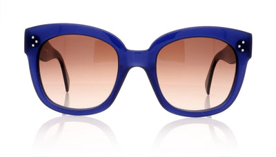 Céline New Audrey CL41805/S M23 Blue Sunglasses