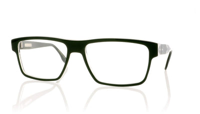 Claire Goldsmith Cole 2 Racing Green Glasses