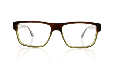 Claire Goldsmith Cole 4 Tort Green Glasses