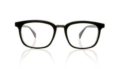 Claire Goldsmith Porter 1 Matte Black Glasses