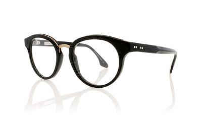 Claire Goldsmith Rixon 1 Black Glasses at OCO