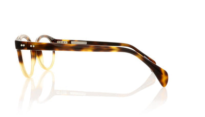 Claire Goldsmith Rixon 6 Tort Sepia Glasses