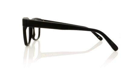 Dick Moby SYD O-SYD 01M Matte Recycled Black Glasses