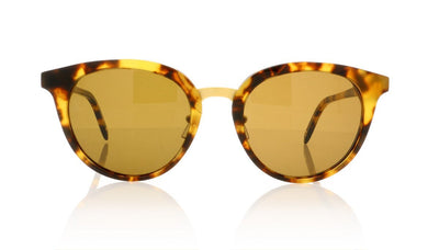 Dick Moby POP S-POP 02T Yellow Havana Sunglasses