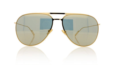 Dior Homme 0205S J5G Gold Sunglasses