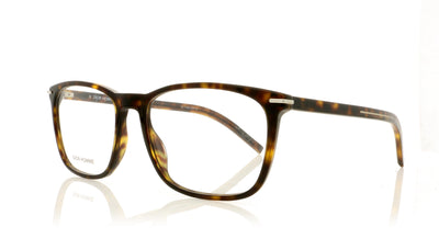 Dior Homme BLACKTIE265 086 Dark Havana Glasses at OCO