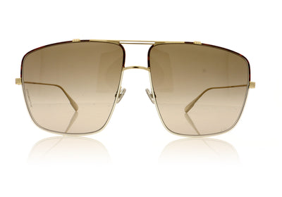 Dior Homme Monsieur2 Dior Monsieur2 24W Gold Glasses at OCO