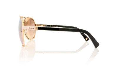 Dior Chicago 2 Chicago2 HFB 0R Gold Sunglasses