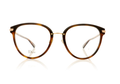 Dior DiorLine2 Dark Havana 086 Glasses at OCO