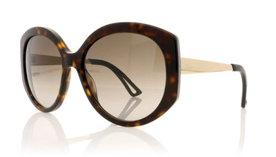 Dior Extase 1 QSH HA Havana Sunglasses at OCO