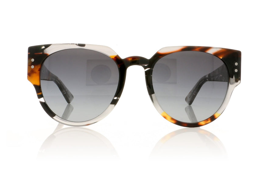 e496acac550 Dior LADYSTUDS3 ACI9O Grey Sunglasses at OCO