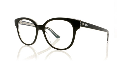 Dior Montaigne 1 G99 Black Glasses