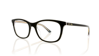 Dior Montaigne 18 G99 Black Glasses at OCO