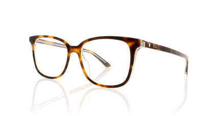 Dior Montaigne 27 U61 Havana Glasses at OCO
