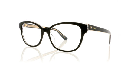 Dior Montaigne 3 G99 Blck Glasses at OCO