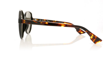 Dior Onde2 TA0 Black Sunglasses