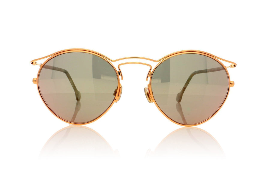 b70216ebb6 Dior ORIGINS1 DDB Gold Copper Sunglasses at OCO