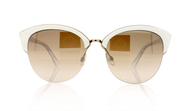Dior Run BJL Gold Sunglasses