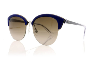 Dior Run BMG Blu Sunglasses