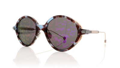 Dior Umbrage MJN Purple Sunglasses