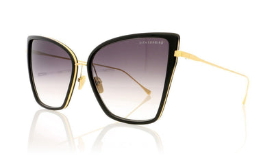 DITA Sunbird 21013 A Black Sunglasses