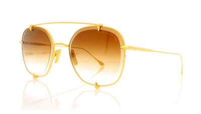 DITA Talon Two 23009 C Yellow Gold W Sunglasses at OCO