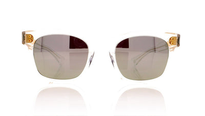 DITA Mann DTS102 04 Crystal Clear W Sunglasses
