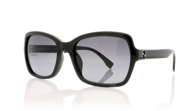 Fendi FF 0007/S D28 Shiny Black Sunglasses