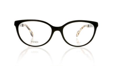 Fendi FF 0079 DU0 Black Glasses