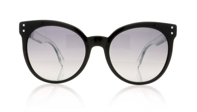Fendi FF 0083/S E6I Black Sunglasses
