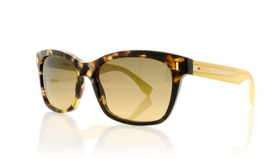 Fendi FF 0086/S HJV Brown Sunglasses