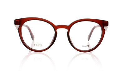 Fendi FF0127 MQN Matte Burgundy Glasses