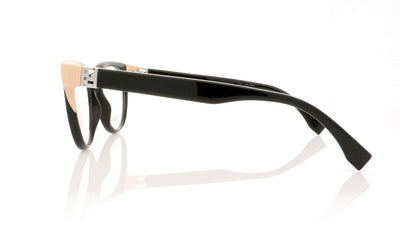 Fendi FF0131 29A Shiny Black Glasses
