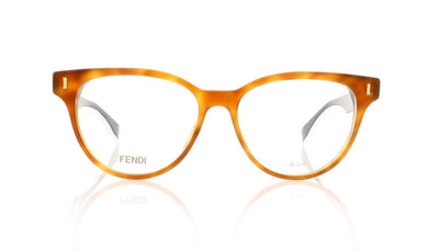 Fendi FF0164 VJO Light Havana Glasses