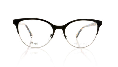 Fendi FF0174 TWH Black Sunglasses
