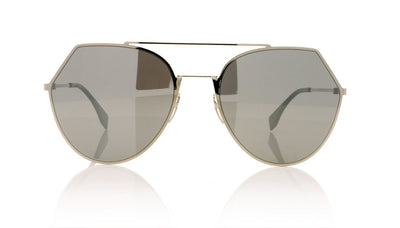 Fendi FF0194/S 3YG Light Gold Sunglasses