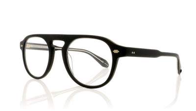 Garrett Leight Harding 1006 MBK Matte Black Glasses