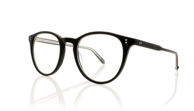 Garrett Leight Milwood 1032 MBK Matte Black Glasses