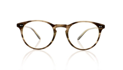 Garrett Leight Winward 1050 GITL G.I Tortoise Laminate Glasses at OCO