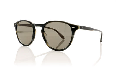 Garrett Leight Hampton 2001 BA/SFGRYBK Basalt Sunglasses at OCO