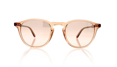 Garrett Leight Hampton 2001 DER/SFPHZM Rose Sunglasses at OCO